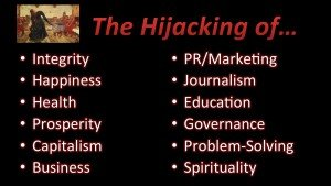 Hijackings List